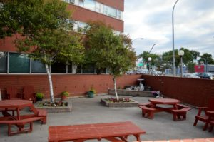 Pembina Place Patio